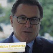 Presidente da EMBRATUR Vinicius Lummertz