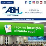 Informativo ABIH-SC