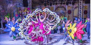 Carnevale di Venezia. Crédito - Jos