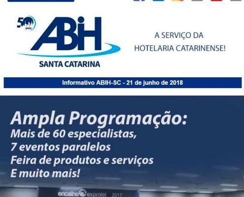 Informativo ABIH-SC 21 de junho