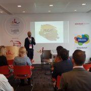 Representante da associação Muda! Coletivo Brasileiro pelo Turismo Responsável