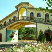 Portal do município Arroio Trinta, região turística Vale do Contestado