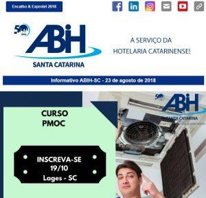 Informativo ABIH-SC 23 de agosto