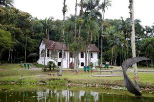 Museu de Arte de Joinville, cidade que integra a região turística Caminho dos Príncipes no Mapa do Turismo de SC