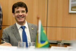 Marcelo Álvaro Antônio, ministro do Turismo.