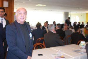 Diretor-presidente da ABIH-SC, Sr. Osmar José Vailatti