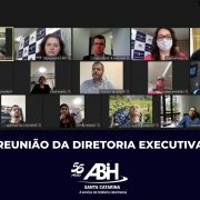 Reunião da Diretoria Executiva ABIH-SC