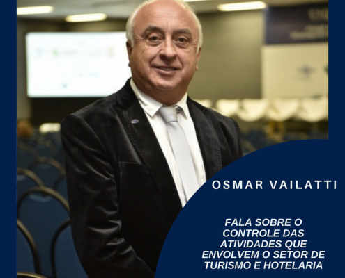 Osmar Vailatti Diretor Presidente ABIHSC