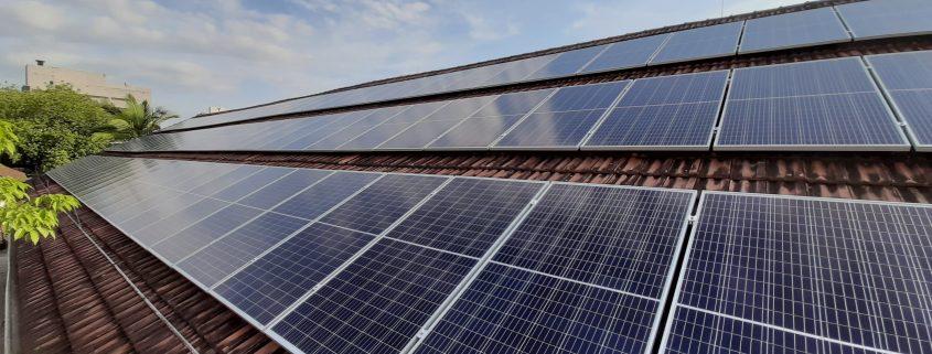Sistema fotovoltaico Grupo Khronos