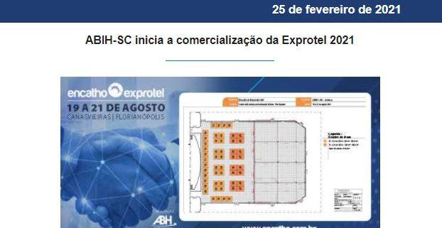 Informativo ABIH-SC 25 DE FEVEREIRO