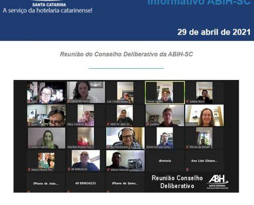 informativo ABIH-SC 29 de abril