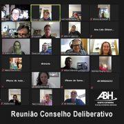 reunião Conselho Deliberativo da ABIH-SC Osmar José Vailatti