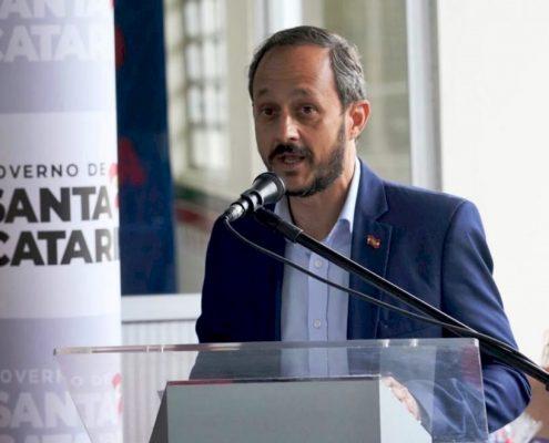 Leandro Mané Ferrari será exonerado da presidência da Santur