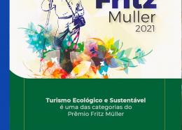 Turismo Ecológico e Sustentável é uma das categorias do Prêmio Fritz Müller