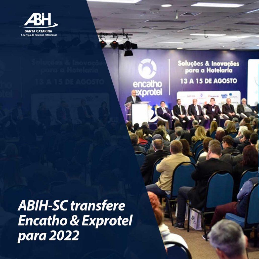Abih-sc transfere encahto e exprotel para 2022