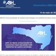 Informativo ABIH-SC 13 DE MAIO