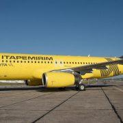 Avião Itapemirim