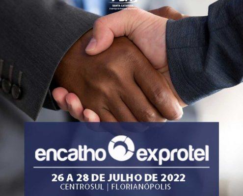Encatho e Exprotel 2022