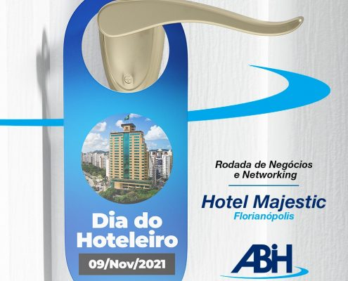 Inscrições para o dia do hoteleiro da ABIH-SC abrem nesta sexta feira