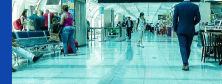 Empresas aéreas têm alta de 16,2% no número de passageiros em junho