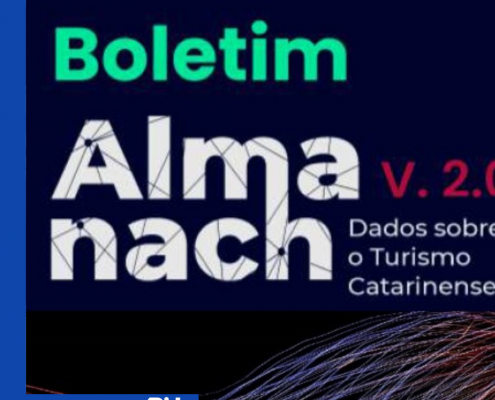 Santur publica quinta edição do Boletim Almanach com análise trimestral de dados do turismo