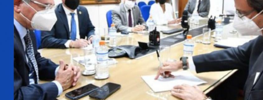Contra taxação do governo argentino, ministros do Turismo e da Economia estudam adotar reciprocidade