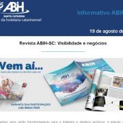 Informativo ABIH-SC 19 de agosto