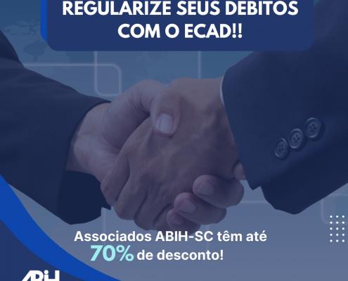 Regularize seus débitos com o ECAD