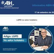 Informativo ABIH-SC 17 de setembro